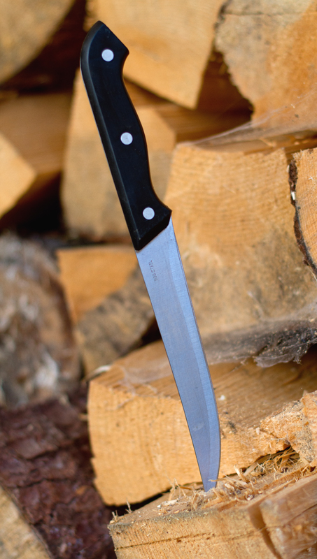 brušenje kuhinjskih nožev