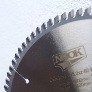 Žaga za aluminij 450 z108